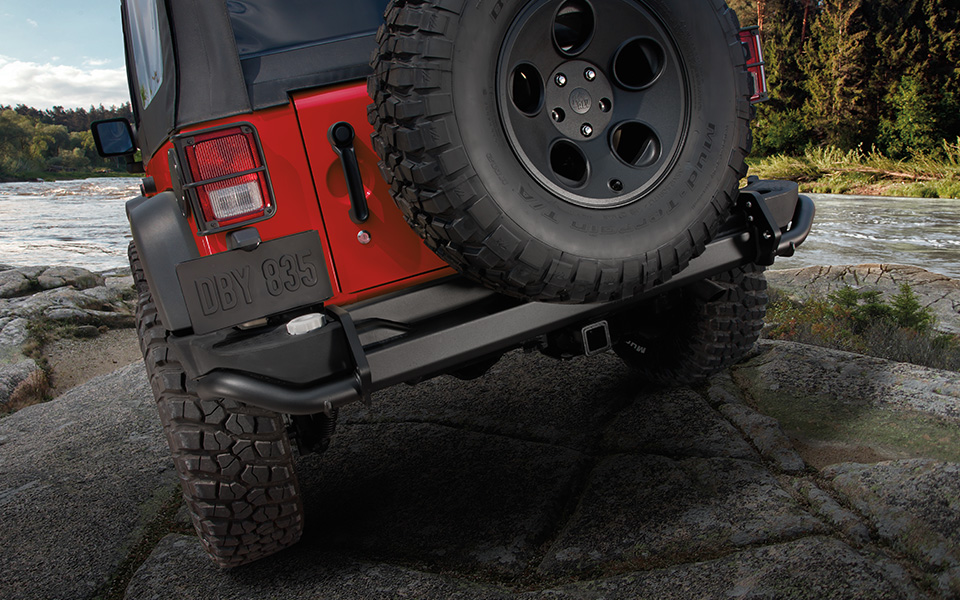 2015 Jeep Wrangler towing capacity